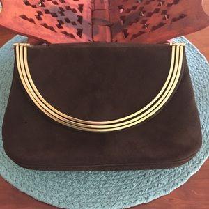 Vintage 1960's Italian Leather Purse